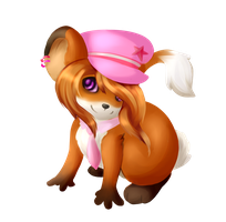 Foxy Lady by tilideer