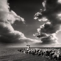 a memory of a brother by VaggelisFragiadakis