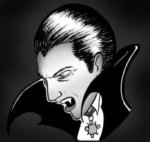 COUNT DRACULA by ChibiCelina