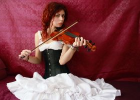 Violinist II by MuseofSilence