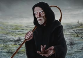 Charon the Ferryman by ElConsigliere