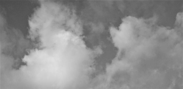 Even sky is black and white today by cumulusmediocris
