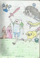 Adventure Time~! by LolWutSxH