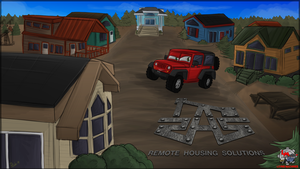 Remote Housing Solutions by LightningCato