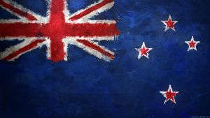 New Zealand -Mgn Flag Collection 2013 by GaryckArntzen
