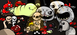 The Binding Of Isaac (With Some Wrath of the Lamb) by TKSaint