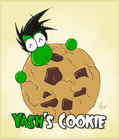 Yash's Cookie by McTaylis
