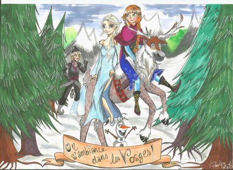 Winter is coming by Poulpychan