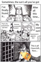 Solaire now has Sunny D by proven55