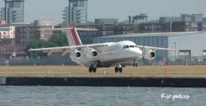 Cityjet British Aerospace Avro RJ85 EI-RJY by The-Transport-Guild