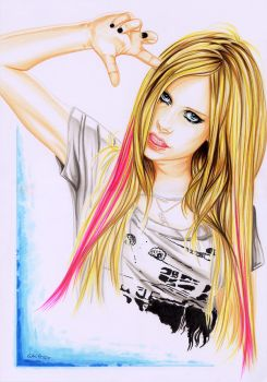 Avril 11 by Togusa76