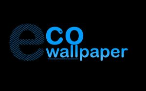 Eco Wallpaper Blue by UJz