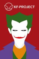 The Joker Minimalist by KF-Project