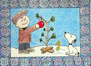 Christmas card by Lou-in-Canada