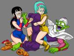 Tickling Piccolo Jr. by Real-Warner