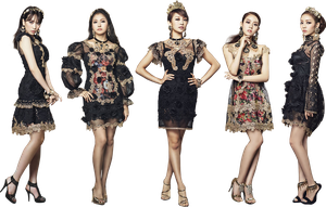Kara PNG Render by classicluv