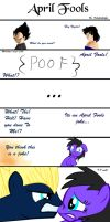 DBZ~April Fools-Comic by OnlyIfItsFluffy
