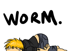 Worm by AeroSocks