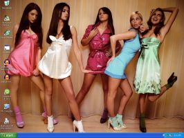 Girls Aloud Wallpaper by xFlowerstarx
