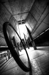 Abstract Trainstation by MarcelHieber