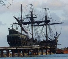 The Black Pearl by JDayton
