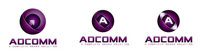 Logo for Adcomm 2 by SAFAYAT