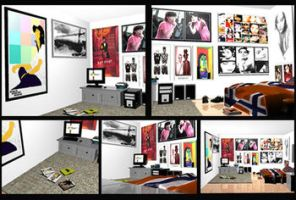my room1 by ridwan