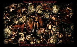 here by spartan law we lie by trid2bnrml