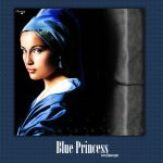 --Blue Princess-- by 4Snowey
