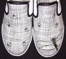 Fly Trap shoes by johneboi