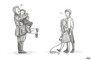 Dalek Week: Parents by stkidd