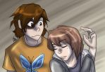 LiS - Warren and Max by liliy