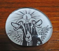 Lucifer Magnet by KING1384