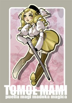 Mami Tomoe by babochka