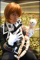 Dietrich von Lohengrin Cosplay with Marionette by michaelmeesters1983