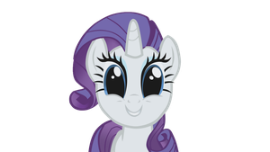 Rarity (No Diamonds Version) by Brony4Eternity