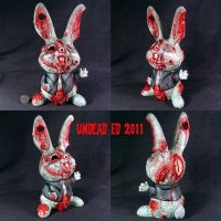 Peter Rotten Tail large bank by Undead-Art