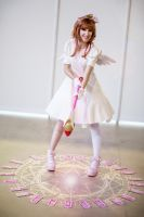 Magical girl - Card Captor Sakura by CallOfFateAndDestiny