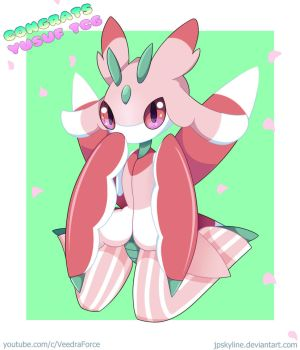 Commission Prize: Lurantis by Jpskyline