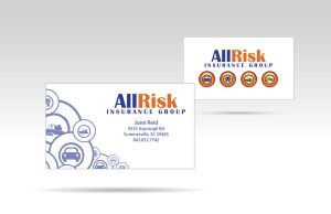 AllRisk business cards by Rio3104