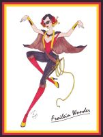 FDG - Froilein Wunder by sunshishi