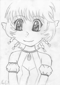 Tokyo Mew Mew Pudding by Windchill16