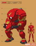 Iron Man Dynamobuster Armor by JunkManDelta