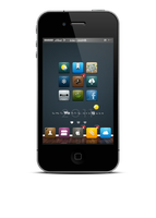 iPhone4 Springboard 04.13.2011 by d0ink