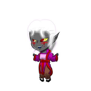 Chibi Lilith by B-Angelo