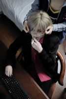 cosplay  gravitation by SongD