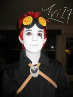 Jack Spicer Cosplay ::ID:: by avi17
