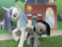 Valier and Morning Star by Draco-McWherter