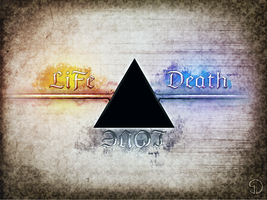 Life-LOVE-Death by Genadinio