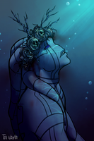 The Drowned King by TheEvilTeaDrinker